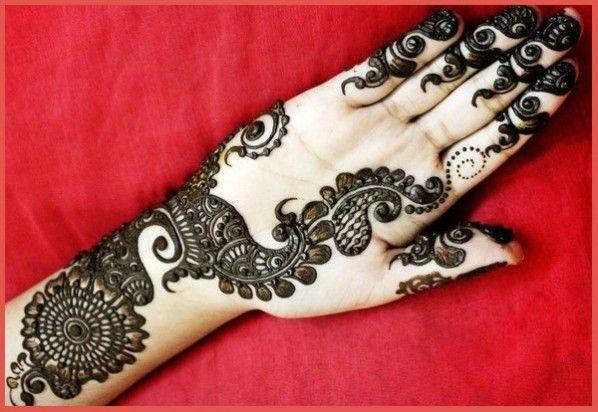 Free Download Mehndi Designs For Hands Pdf.... #MehndiDesigns…