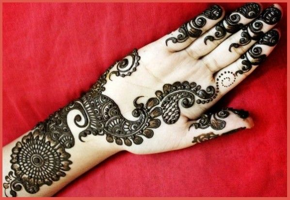 Free Download Mehndi Designs For Hands Pdf.... #MehndiDesigns…