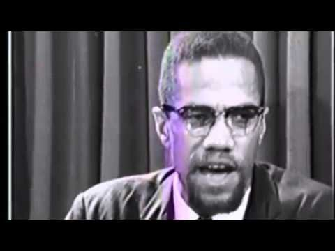Malcolm X Interview with Mike Wallace [Elijah Muhammad's infidelities, the break with the NOI including death threats & arrangement about his house] • 8 June 1964 https://www.youtube.com/watch?v=jJ4jy5l-KEY