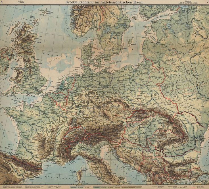The Nazi School Map 19 best Regional