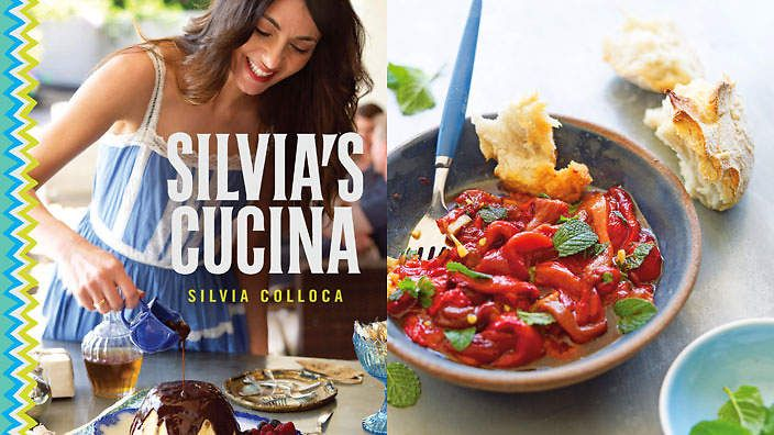 Silvia's Cucina by Silvia Colloca. For fans of the Mediterranean diet and lovers of long-held family recipes and the stories they hold.