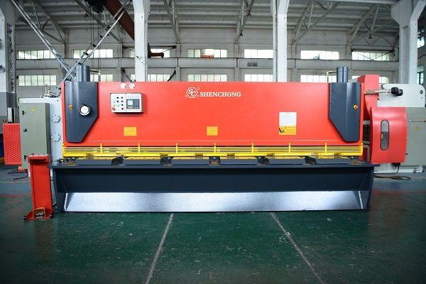 Metal Shearing Machine China Shenchong