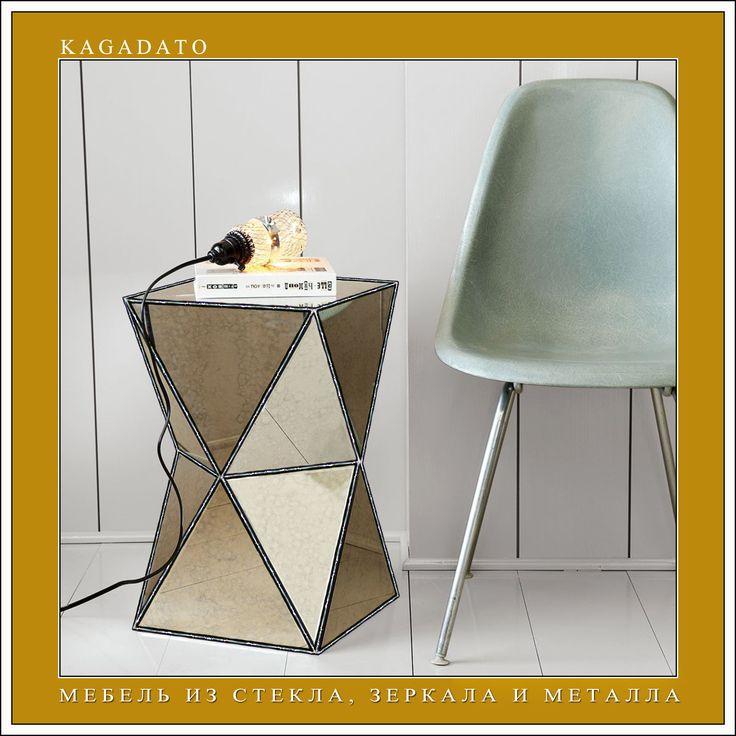 glass form furniture. mirrored furniture the multifaceted form made by tiffany technology glass f
