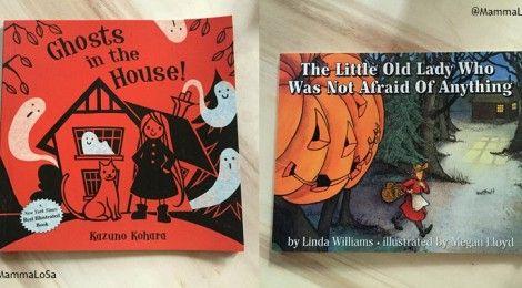 Halloween and… books!