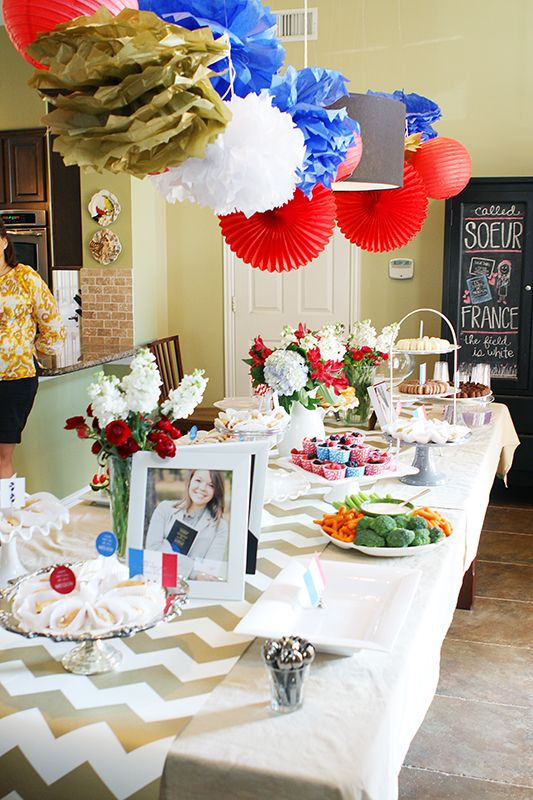 Grad party idea  So long, farewell — Nest & Launch