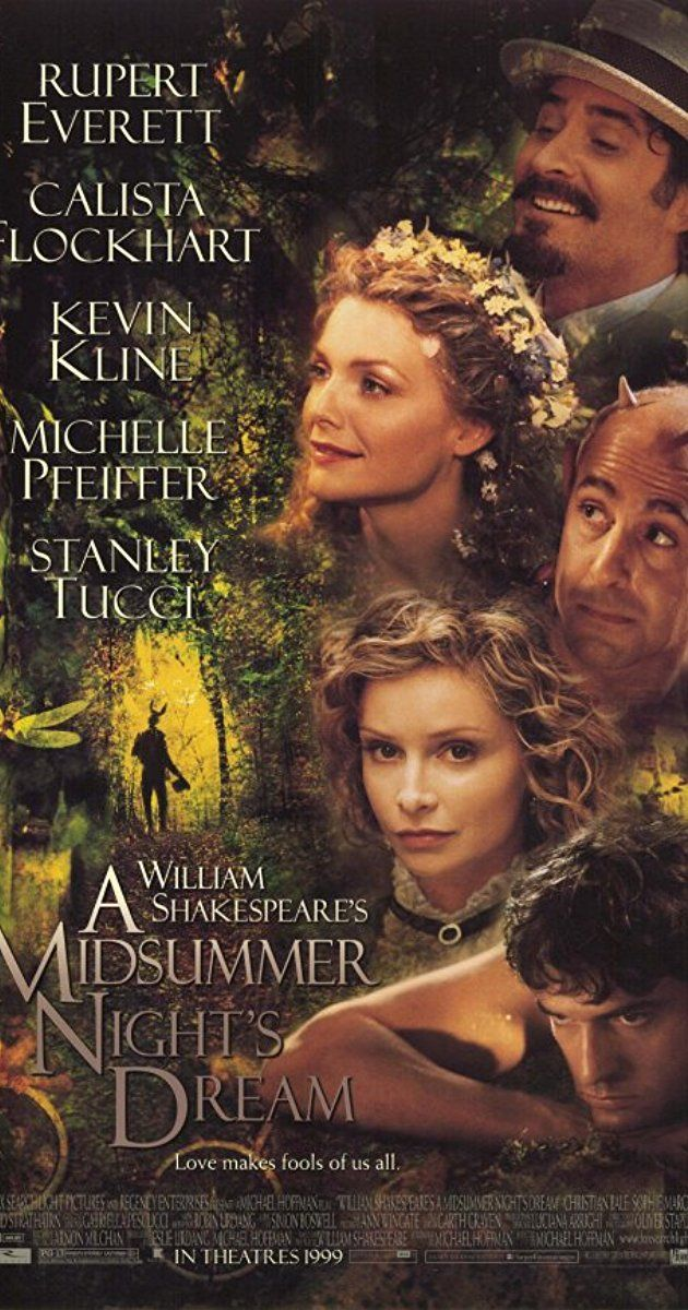 Directed By Michael Hoffman With Kevin Kline Michelle Pfeiffer