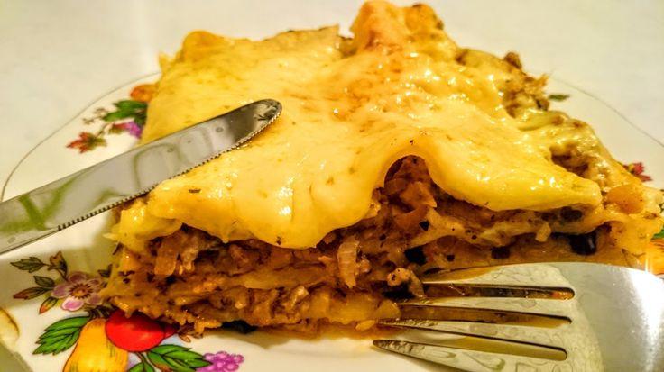 Лазанья рецепт приготовления быстро вкусно и просто