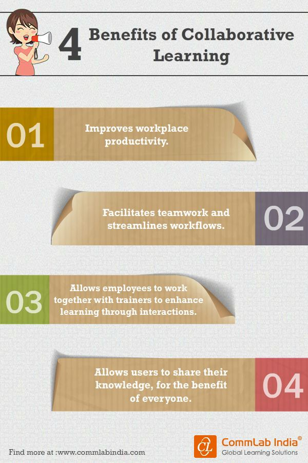 Collaborative Teaching Benefits : Best elearning infographics images on pinterest