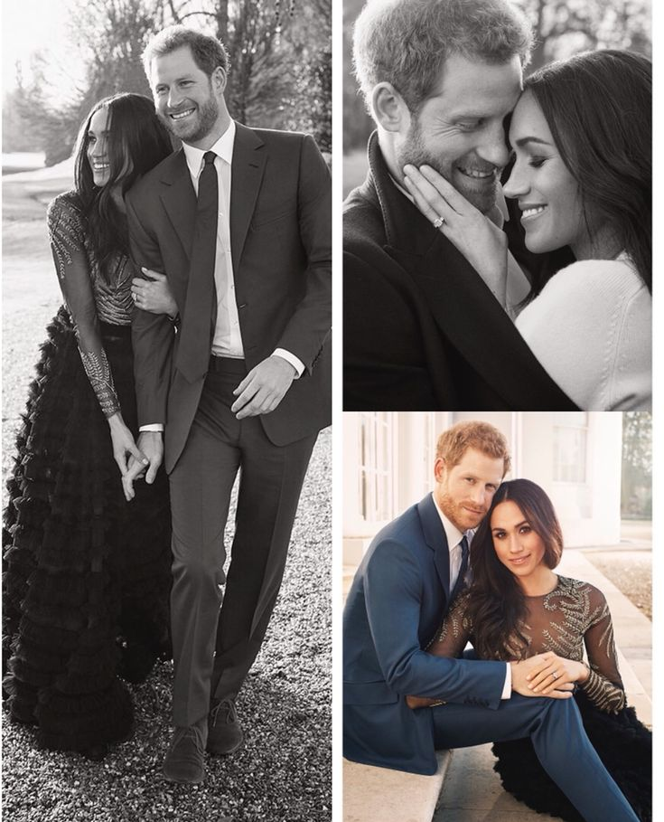 I feel like Harry and Meghan's relationship is more sincere and real than William and Kate's relationship. I could be wrong, but it seems like Harry and Meghan are happier together.