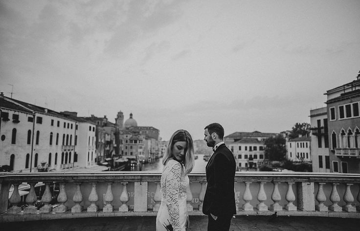 Image 7 - Ana   Ivan: a venice elopement in Real Weddings.