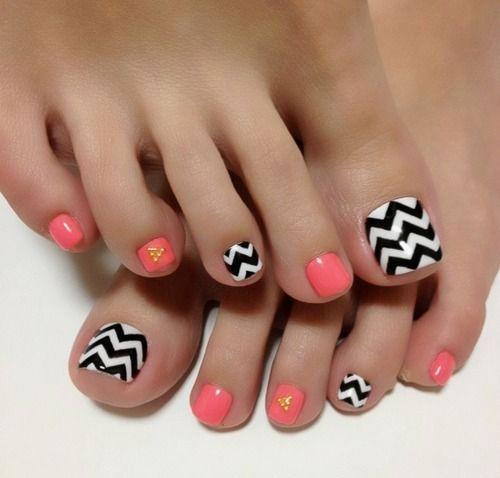 18+ Summer Toe Nail Art Designs, Ideas, Trends & Stickers 2015 ...