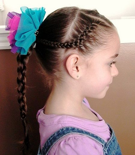 Childrens Hairstyles For School In : Best 25 short hairstyles for kids ideas only on pinterest easy