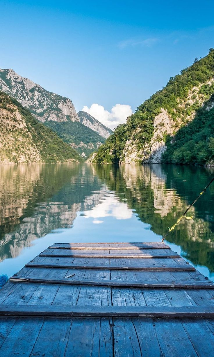HIGHLIGHTS OF ALBANIA - A day on Lake Komani