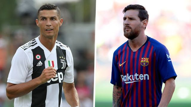 Latest Football News Ronaldo Challengers Messi Leave Barcelona