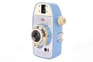 Wzfo Alfa Light Blue 35mm Camera Euktar 45mm F4 5 Lens | eBay