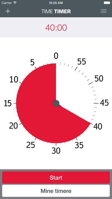 Time Timer af Time Timer LLC