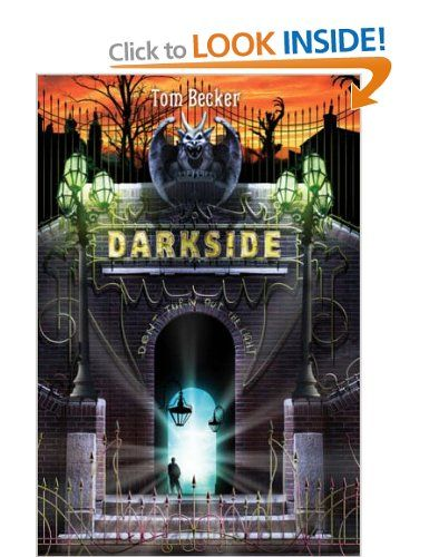 Darkside: Amazon.co.uk: Tom Becker: Books