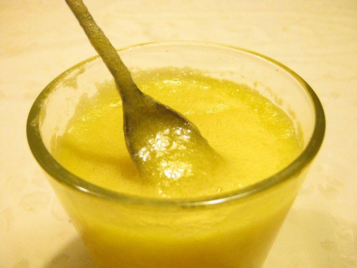 Sok ananasowy z pomarańczowym