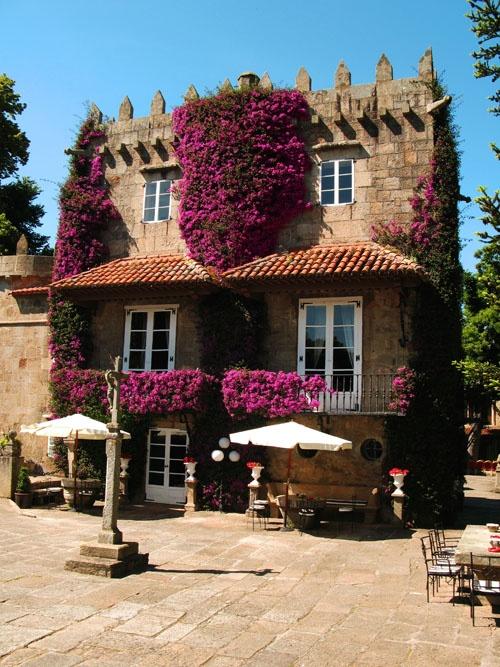 Pazo Vilaboa. Galicia. Spain
