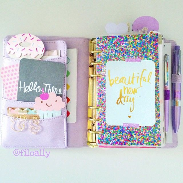 filoally: So happy I have this lilac & gold #kikkik back in my possession! I absolutely love this color