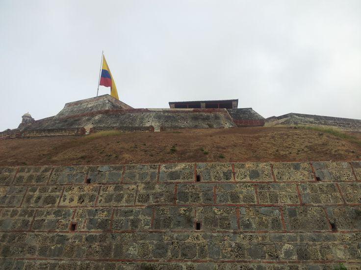 Castillo-Fuerte de San Felipe Catagena de Indias