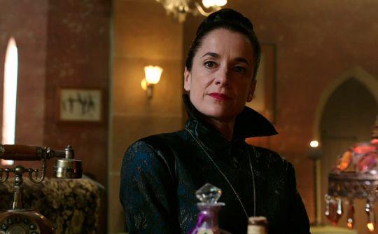 Raquel Cassidy as Hecate Hardbroom.