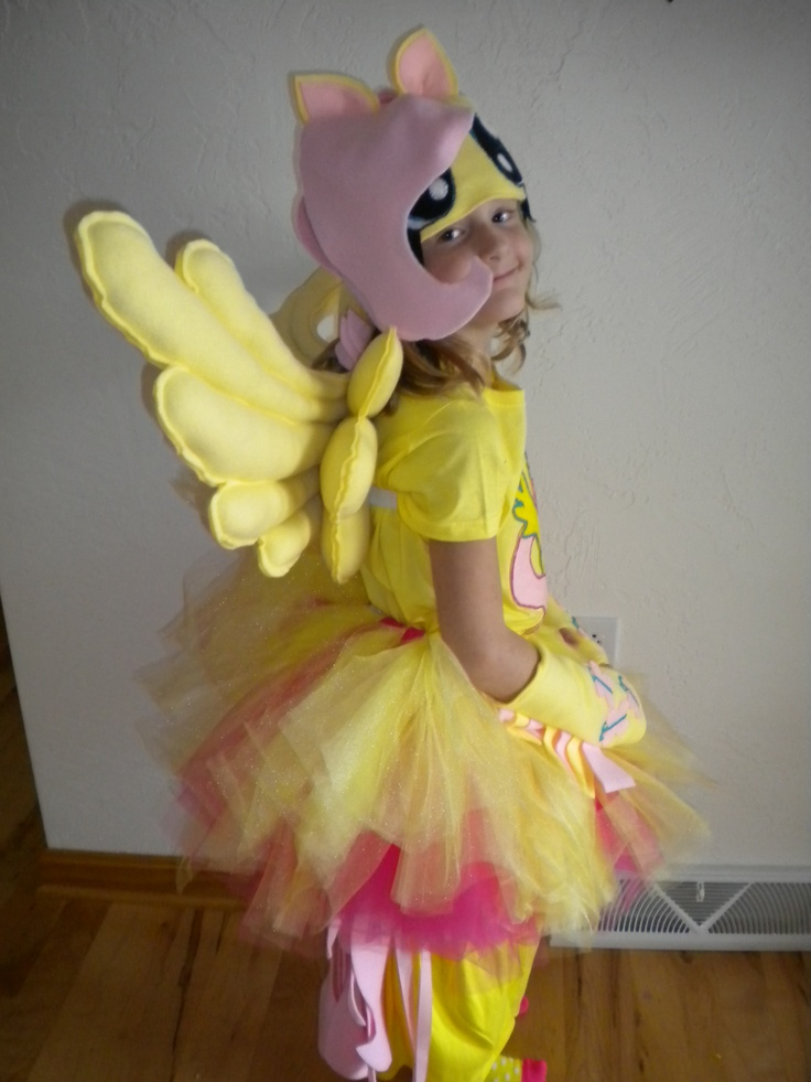 Fluttershy costume | M...