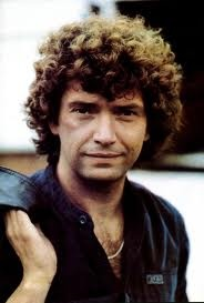 Martin Shaw as Ray Doyle in The Professionals in the 70s
