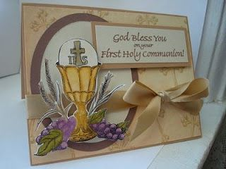 our daily breadfirst communion stamps | First Holy Communion Cards