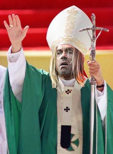 iggy pope...