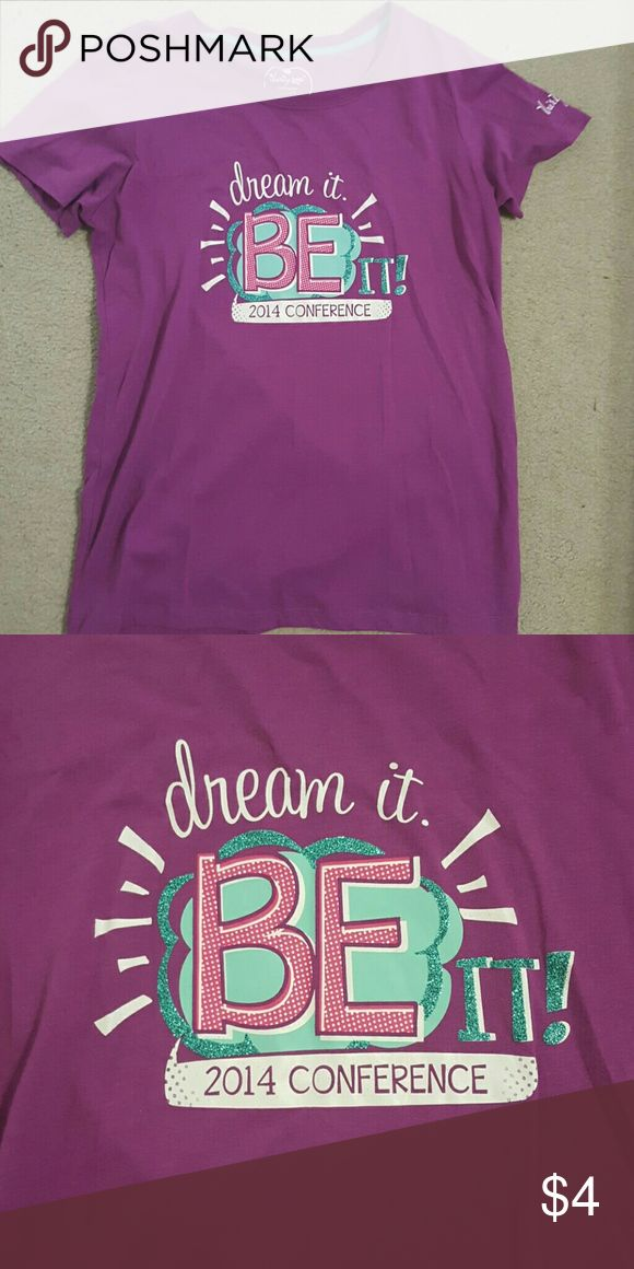 Thirty-One tee Thirty-One Conference 2014 size M Thirty-One  Tops