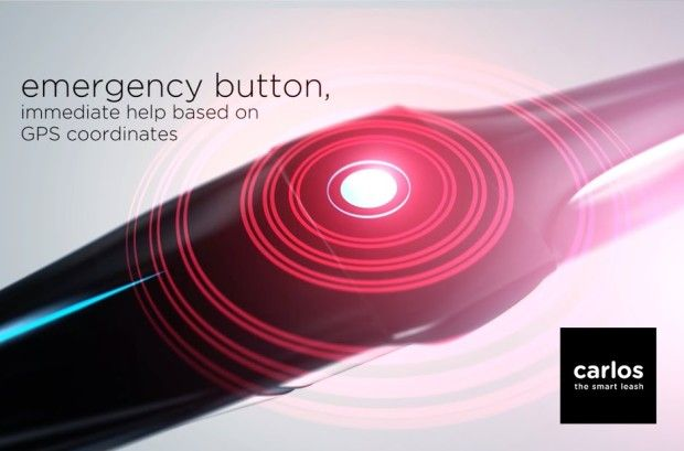The First High Tech Smart Leash Of The Future | Indiegogo