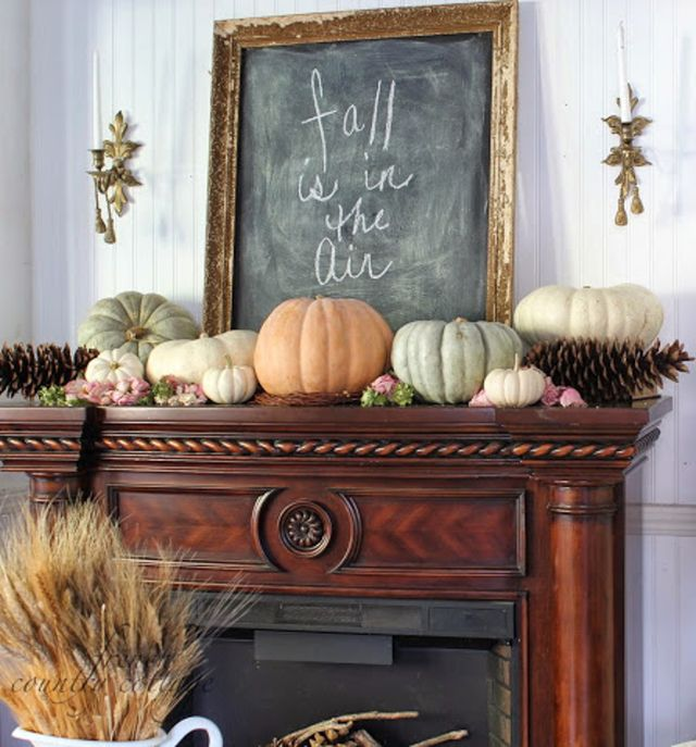 Fall Decorating Ideas On Pinterest For Your Hallway: 250 Best Images About Fall Entertaining On Pinterest