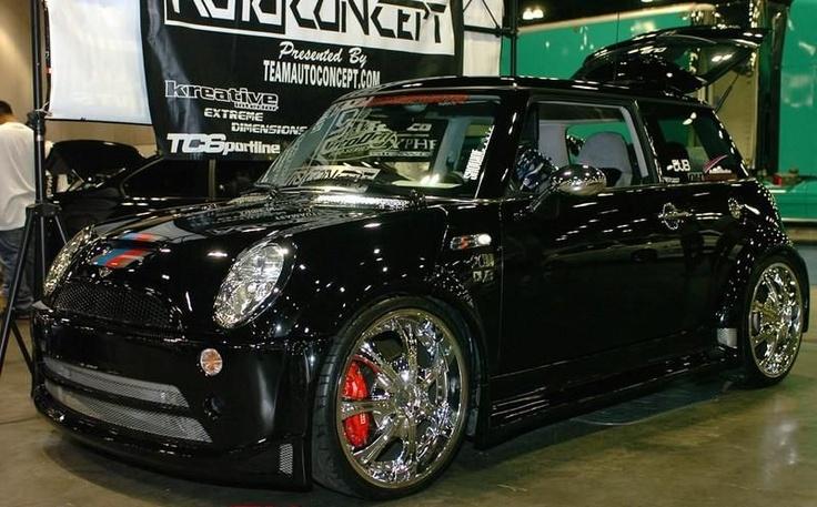 cooper r50 r52 r53 r56 r57 custom mini cooper s tuning cars cars pinterest minis and. Black Bedroom Furniture Sets. Home Design Ideas
