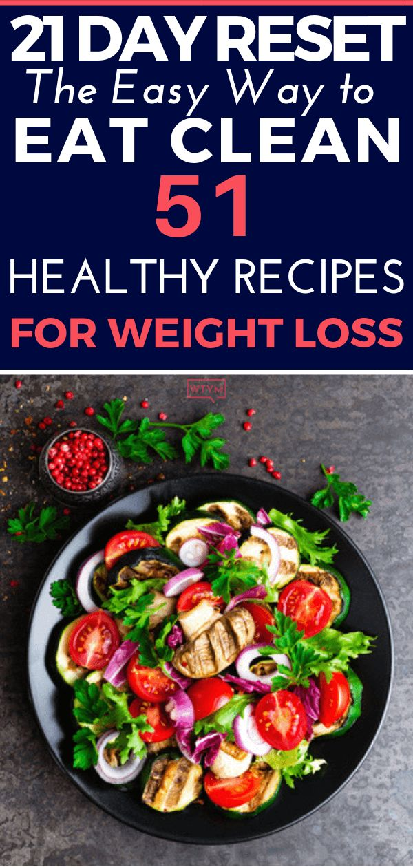 The Easy Way to Eat Clean – A 21 Day Healthy Eating Meal Plan for Weight LossWord to Your Mother Blog