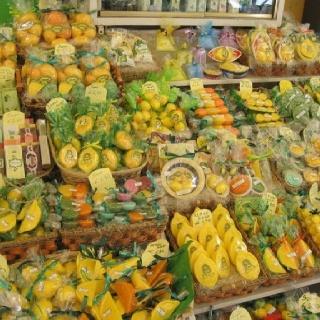 Everything lemon! Sorrento, Italy