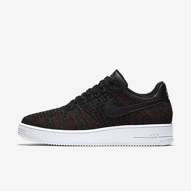 Nike Pas Noir Air Low Chaussure Homme Force Flyknit 1 Or Cher lc5TFu3K1J