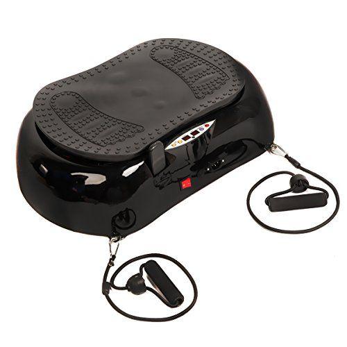 Emer Portable Vibration Platform Fitness Machine *** Click image to review more details.