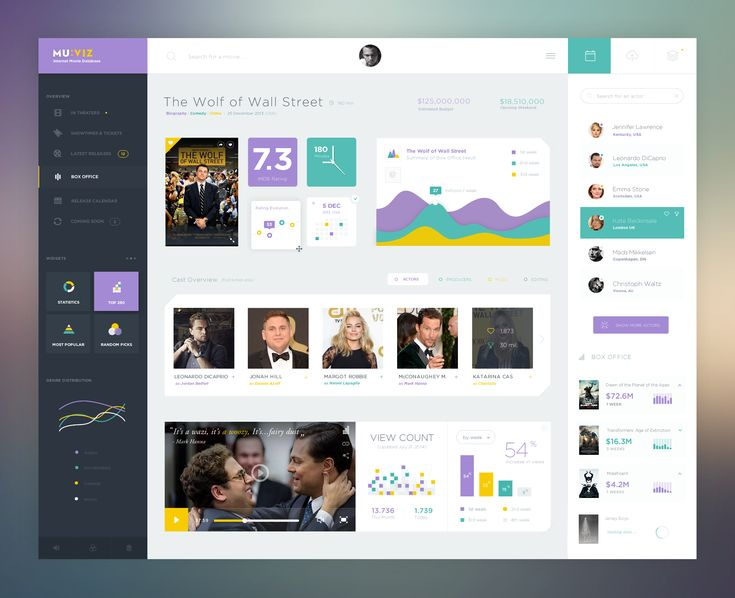 Dribbble - muviz_desktop_app_white_(real_pixels).png by Paul Adrian