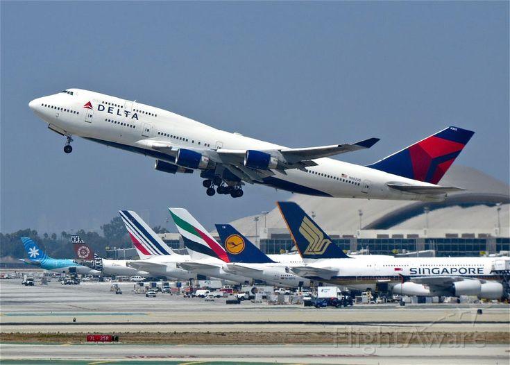 Foto von Delta B744 (N662US) ✈ FlightAware