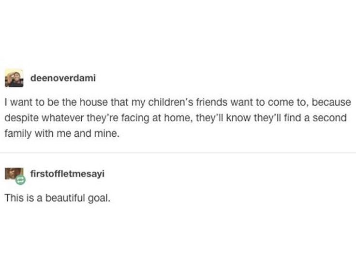 This is a goal I can get behind