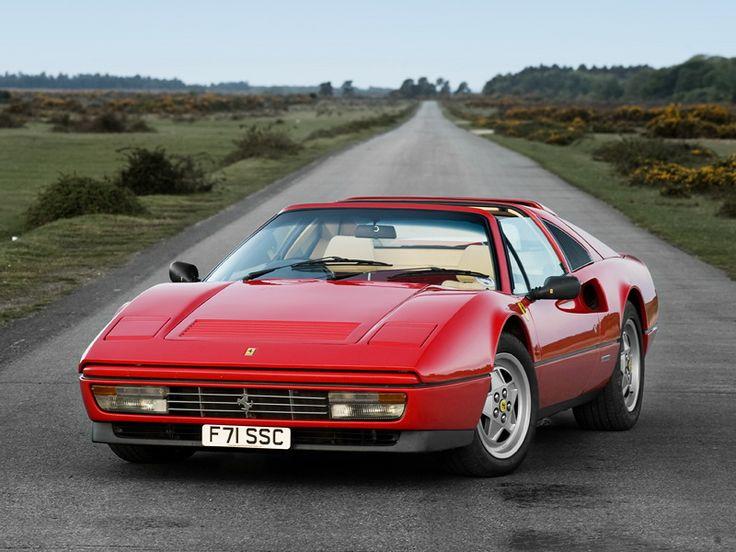 Ferrari 328 GTS UK-spec '1985–89