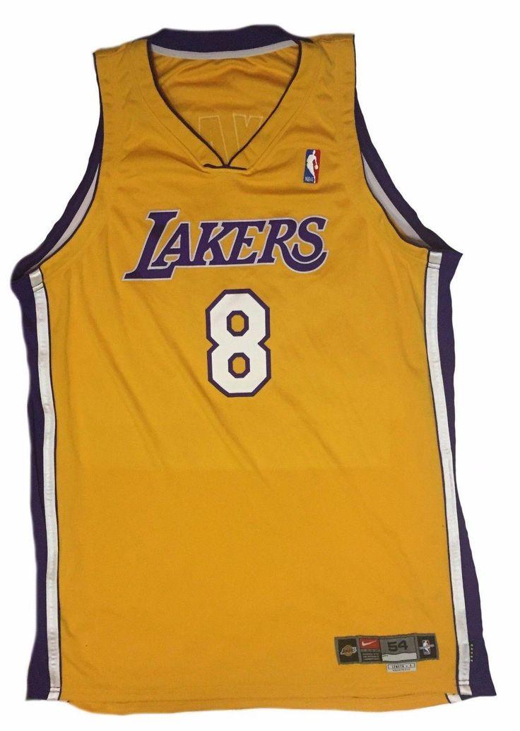 #SportsMemorabilia.com - #SportsMemorabilia.com Kobe Bryant Game Worn Jersey 2000-2001 NBA Finals Championship Season LOA Signed - AdoreWe.com
