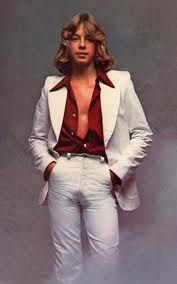 Ohhhhhh... THE Leisure Suit!... and on Leif Garrett nonetheless.