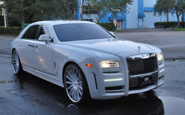 Rollsroyce ghost ridez r us pinterest rolls royce for Rolls royce motor cars tampa bay