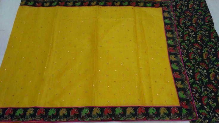 Shining net sarees