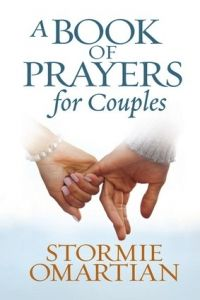 Stormie Omartian-prayer books for times when you just don't know what to pray.