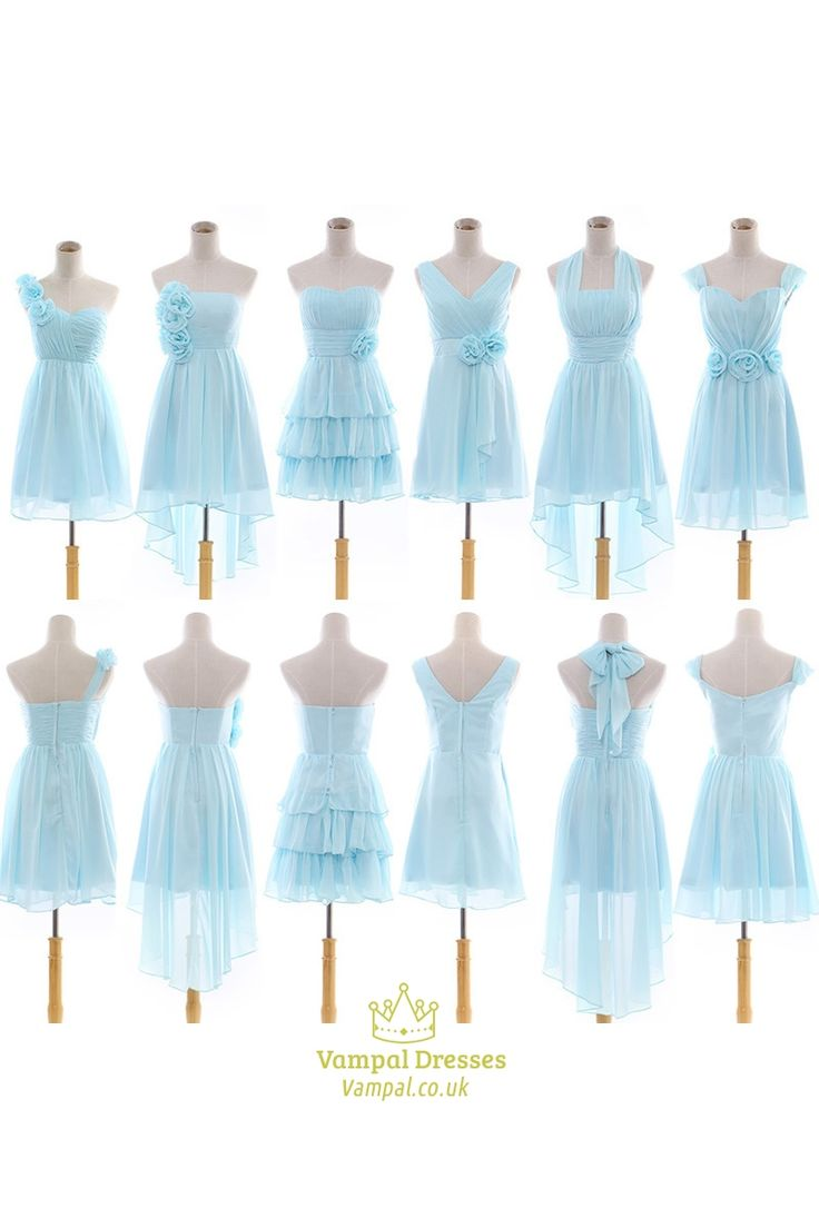 The 25 best light blue bridesmaids ideas on pinterest light long light blue bridesmaid dresses cheap with sleeves ombrellifo Gallery