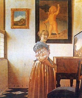191 best johannes vermeer images on pinterest johannes for Biographie de vermeer