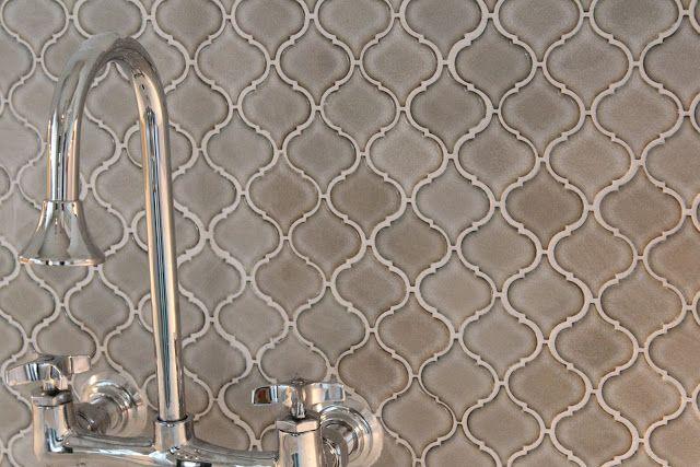 Beautiful Backsplash Tile!